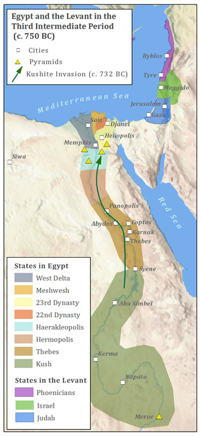 Ancient Egypt Archive Anthrogenica - Map of ancient egypt first cataract