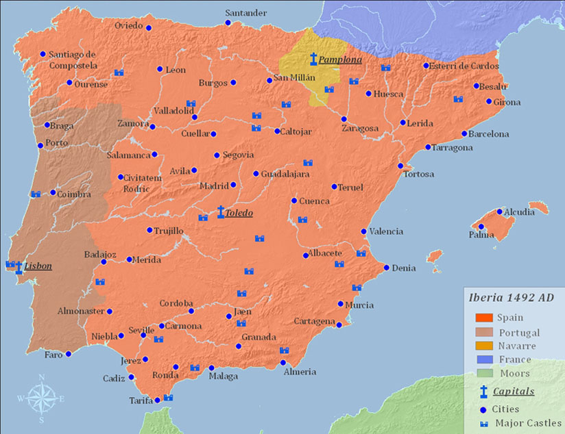 Islamic Spain and the Reconquista