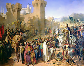 Siege of Acre (1191)