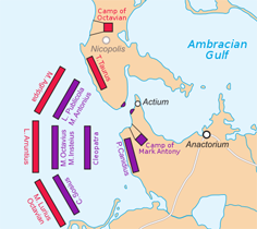 Battle of Actium (31 BC)