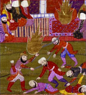 The Massacre of the Banu Qurayza