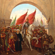 Fall of Constantinople (1453)