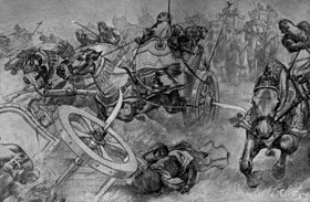 Battle of Gaugamela (331 BC)