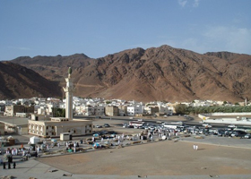 Battle of Uhud (625 AD)