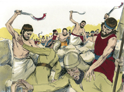 The Massacre of the Midianites