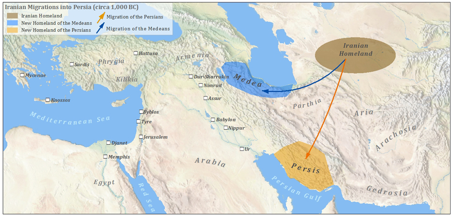 The Achaemenid Empire Of Persia - Map of egypt 500 bc